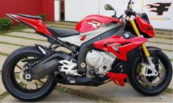 Escapamento esportivo Bmw S1000R Naked- Firetong Willy Made