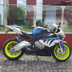 Escapamento esportivo Bmw S1000RR 10  a 14 - Firetong Willy Made