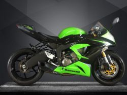 Escapamento Esportivo ZX 6R Ninja 636 13 a 17- Firetong Willy Made