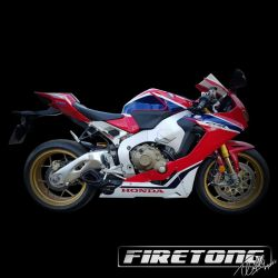 Escapamento Esportivo CBR 1000RR 18 a 21 - Firetong Willy Made