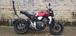 Escapamento Esportivo CB 1000R 19 a 21 - Firetong Willy Made Full System