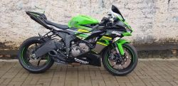 Escapamento Esportivo ZX 6R 18 a 20 - Firetong Willy Made