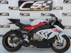 Escapamento Bmw S1000RR 17 a 19 - Cs Racing Ponteira Dupla