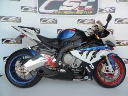 Escapamento Bmw S1000RR 10 a 14 - Cs Racing Full System