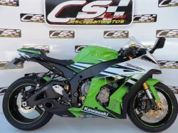 Escapamento ZX 10R 11 a 16 Cs Racing