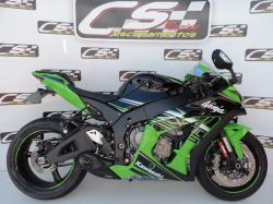 Escapamento ZX 10R 17 a 21 Cs Racing (ponteira)