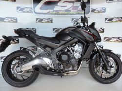 Escapamento CB 650 15 a 19 CS Full System
