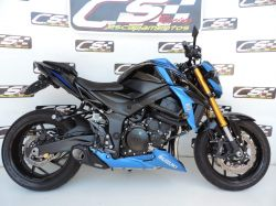 Escapamento GSX-S 750 18 a 21 Cs Racing Full system 4x1