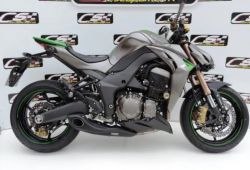 Escapamento Z 1000 10 a 20- Cs Racing  Full System 4x1