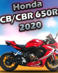 Escapamento CBR 650R 2020 CS Full System 4x1