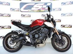 Escapamento CB 650R 2020 CS Full System 4x1