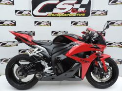 Escapamento CBR 600RR  07 a 12  Sem ABS Cs Racing Full System