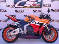 Escapamento CBR 600RR  13 a 15  Sem ABS Cs Racing Full System