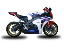 Escapamento CBR 1000RR 08 a 11 Cs Racing - Ponteira