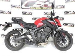 Escapamento CB 650F 15 a 19 Cs Racing Full System