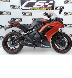Escapamento Ninja 650 12 a 16 Cs Racing Full System