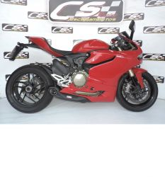 Escapamento Ducati 1199 Cs Racing